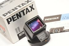 Pentax LX  FC-1 ACTION EYEPIECE with box, cap, manual, excellent condition