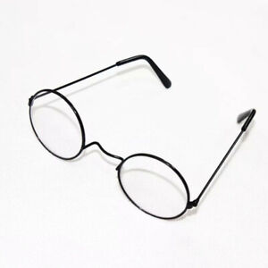 Harry Potter Black Lunettes Plain Glasses With Lens Costume Cosplay Kids Gift