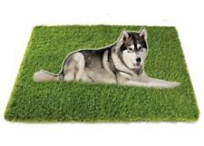 "Dog artificial grass mat, 32"" x 48"""