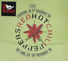 RED HOT CHILI PEPPERS - Live : Lakewood 89 ( 26 tracks / Sealed digipack)