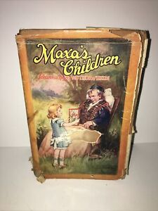 Maxa's Children Johanna Spyri hardcover vintage