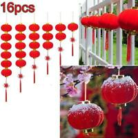 New Year Lanterns Door Hanging Ornaments Props Chinese Spring Festival