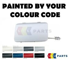 AUDI Q3 11-16 NEW REAR BUMPER O/S RIGHT TOW HOOK CAP PAINTED BY YOUR COLOUR CODE