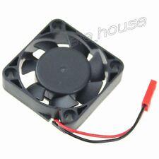 2pcs 12V 40mm RC Motor Cooling Fan Computer Heatsink Fan Ball Bearing High Speed