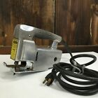 VINTAGE STANLEY INDUSTRIAL HEAVY DUTY SABRE SAW SILVER 115 VOLTS 2.7 AMPS ACDC