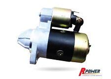 Démarreur électrique groupe électrogène diesel 3000tr/min