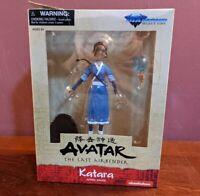 Avatar The Last Airbender Katara Action Figure Diamond Select Toys Nickelodeon