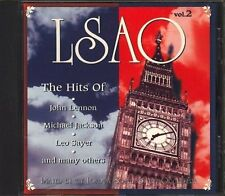 London Sound & Art Orchestra LSAO 2-The hits of John Lennon, Michael Jack.. [CD]