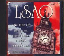 London Sound & Art Orchestra LSAO 2-The hits of John Lennon, Michael Jack.. [CD]