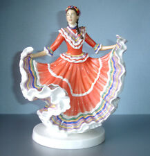 Royal Doulton MEXICAN HAT DANCE Figurine Dances of the World HN5643 Ltd Edt. New