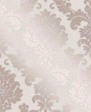 Fine Decor Luxury Quartz Rose Gold Damask Glitter Wallpaper FD42204 Cheap