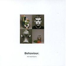 Pet Shop Boys Behaviour (1990) [CD]