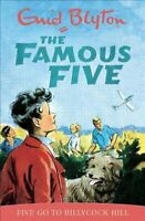 Famous Five: Five Go To Billycock Hill Book 16 by Enid Blyton 9780340681213