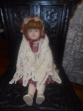 Antique French bisque head doll Rare
