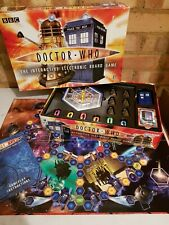 Doctor Who The Interactive Tardis Board Game - 100% Complete | VGC