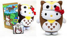 2012 McDonald's Hello Kitty Fairy Tales Happy Meal OZ OWL Original Toy w/t Box
