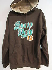 NEW - SNOOP DOGG CONCERT MUSIC PULLOVER HOODIE SWEATSHIRT MEDIUM (measure large)