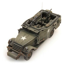 ARTITEC M3A1 White scout US/UK 1/87 FINISHED MODEL TRUCK