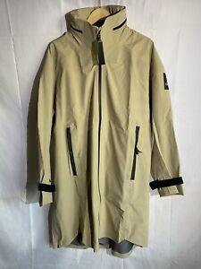 NWT Adidas MYSHELTER RAIN.RDY PARKA Savanna Women's XL FI0598 RARE SOLD OUT