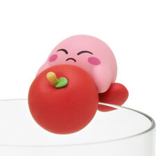 Kirby of Stars PVC Decoration Putitto Figure Ochatomo Series ~ #D Apple @17758