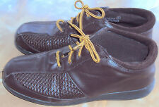 CONFORT VIEW, LADIES LACE UP ANKLE BOOT, SIZE 8 M. USED