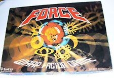 Force Warp Factor game, board game by Invicta 1977