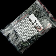 20value 500pcs Electrolytic Capacitor Assortment Kit