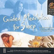 FREE US SHIP. on ANY 2 CDs! ~LikeNew CD Ian Cameron Smith: Guided Meditation for