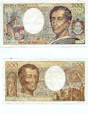 Gertbrolen  200 Francs MONTESQUIEU  de 1990  E.114