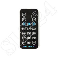 DENSION BRC1DAB Bluetooth Fernbedienung für DAB+A DAB+M Interface Remote Control