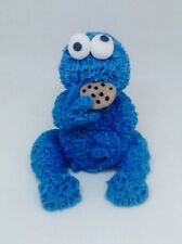 Cookie Monster Edible Birthday Cake Topper