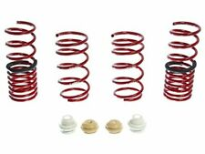 86 TRD LOWERING SPRING SET OF FOUR PLUS FITTINGS ** TOYOTA GENUINE PARTS **