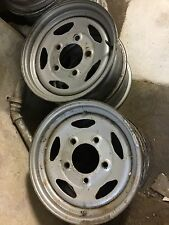 Land Rover Discovery Steel Wheels 200 300 Set Of 5