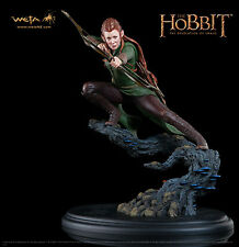 Weta TAURIEL The Hobbit Statue Lord of the Rings LotR RARE Not Sideshow Smaug