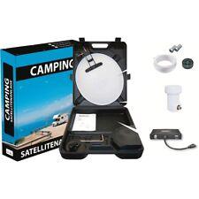 Megasat Campingkoffer HD, Camping-SAT-Anlage, Single FTA Receiver, HDTV