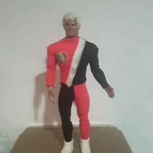 "Vintage Mattel PULSAR The Ultimate Man Of Adventure 14"" Action Figure Doll 1976"