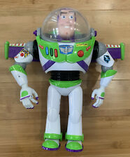 New listing Disney Pixar Toy Story Buzz Lightyear Talking Action Figure - Ships Same Day