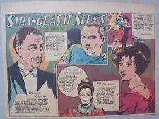 Strange As It Seems: Melville Cooper, Don Douglas on Broadway by Hix 12/2/1945