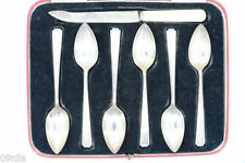 Post - 1940 Antique Silver Spoons