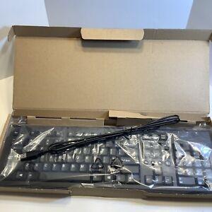 NEW IN BOX HP Unbranded  Katydid USB Keyboard, 697737-001