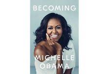 Becoming: Michelle Obama (Hardback)