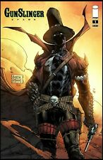 Gunslinger Spawn #1 Booth Main Cover A- Available 10/20