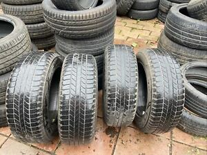 4x TYRE 235/65/17 104V  Goodyear Wrangler Hp all weather At 4mm Plus