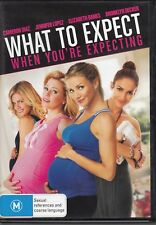 What To Expect When You're Expecting / Cameron Diaz - DVD REGION 4