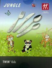 ZWILLING Jungle Children's Cutlery Set, 4pcs. New in Box
