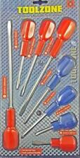 Toolzone 8 Piece Assorted Cabinet Handle Screwdriver Set