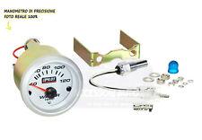 Manometro TEMPERATURA ACQUA per auto con sensore indicatore strumento misuratore