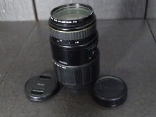 SIGMA 70-300mm 4-5.6D Apo Macro AF Lens for Canon