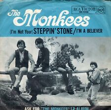 7inch THE MONKEES	i'm a believer	GERMAN EX	 (S3080)