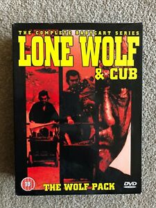 Lone Wolf and Cub - 6 disk box set